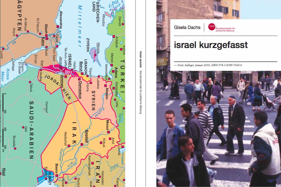 israel kurzgefasst